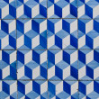 Portuguese glazed tiles 180 — Stock Photo #3263595