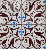 Azulejos portugueses 199 — Foto de Stock