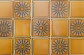 Portuguese glazed tiles 200 — Stock Photo