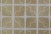 Portuguese glazed tiles 205 — Stock Photo