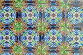 葡萄牙釉面的瓷砖 240 — 图库照片