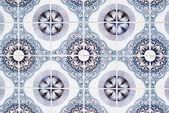 传统葡萄牙釉面的瓷砖 — 图库照片