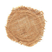 Raffia mesh — Stock Photo