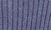 Blue knitted cotton mesh — Stock Photo