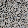 Close up of rough gravel — Stock Photo #3535467