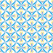 Stock Photo: Mosaic seamless pattern