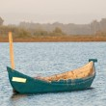 Traditional fishing boat — Stock Photo #3600037