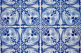 Tradicionales azulejos portugueses — Foto de Stock