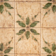 Ornamental old tiles — Foto de Stock