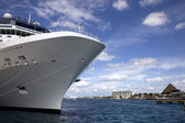 Cruise ship — Foto Stock