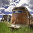 Rusty Trailer in High Dynamic Range — Stock Photo #2842580