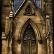 Gothic Cathedral in High Dynamic Range — Stock Photo