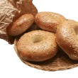 Hot Bagels — Stock Photo #2904596