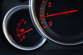 Automobile Gauges — Stock Photo