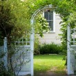 Garden Gate — Stock Photo #3646197