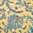 Decorative pattern in Indian style - Stock Photo