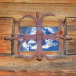 Window with a sky view — Stock Photo #2861324
