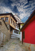 Old city Plovdiv (Bulgaria) — Stock Photo