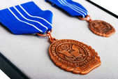 Meritorious honor award — Stock Photo