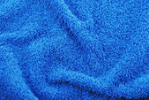 Bath towel textile — Stock Photo