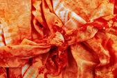 Decorative pattern fabric — Stock Photo