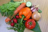 Palatable vegetable — Stock Photo