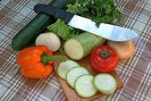 Appetizing vegetable — Stock Photo