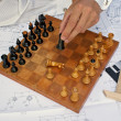 Chess — Foto Stock #3161617