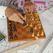 Chess — Foto Stock #3170221