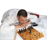 Chess — Stock Photo