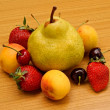 Fruit assorted — Stock Photo