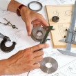 Measuring instrument — Stock Photo