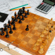 Chess — Foto Stock #3317050