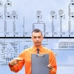 Engineer — Stock Photo #3693744