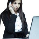 Businesswoman on Phone — Stock Photo #2937192
