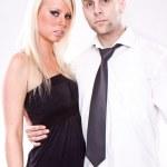 Romantic couple — Stock Photo #3021787