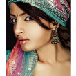Indian girl - Stock Photo