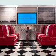 Retro style interior — Stock Photo #3173470