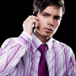Young business man — Stock Photo #3697324