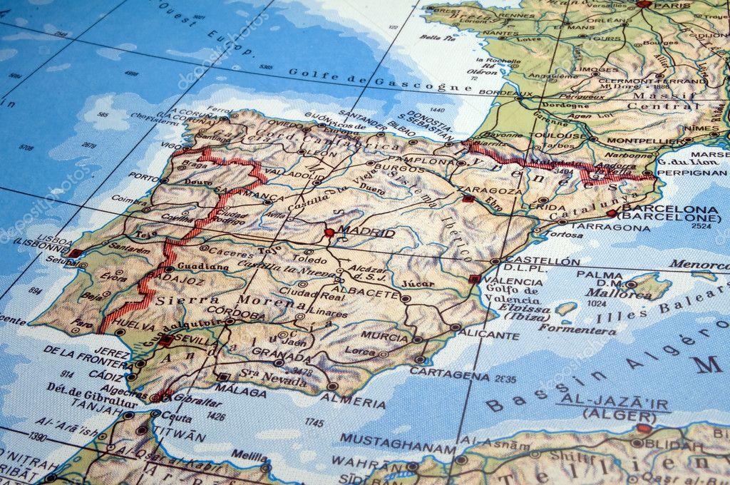 Франция испания португалия