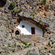 Stock Photo: Small Greek chapel