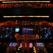 Stock Photo: Flight deck