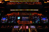 Flight deck — Stock Photo