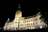 Quebec parlement — Stockfoto