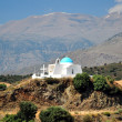 Stock Photo: Greek chapel