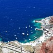santorini island — Stock Photo