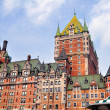 Stock Photo: Chateau Frontenac