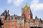 Château frontenac — Photo