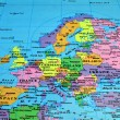 Europe map — Stock Photo #3038210