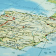 Map of Spain. — Stock Photo #3720921